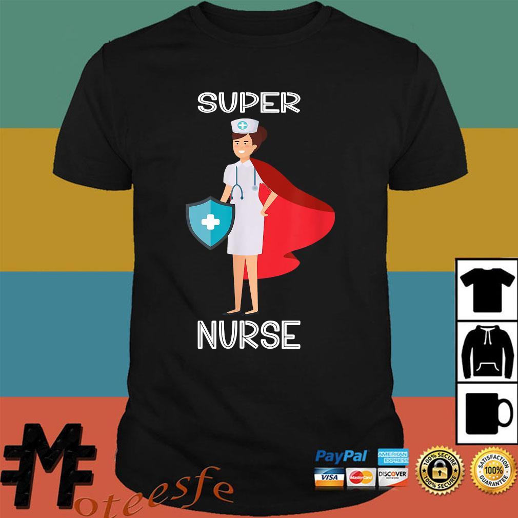 Women's Super Nurse Shirt